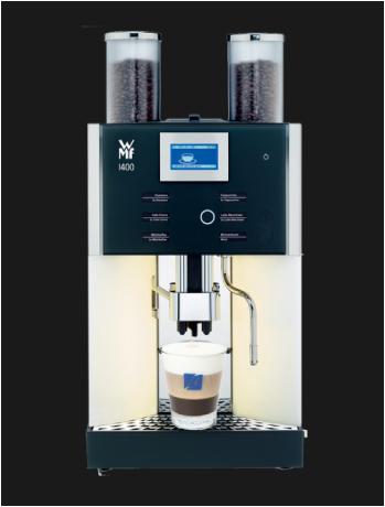 WMF Presto gebruikte koffiemachine