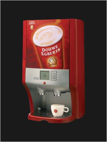 Douwe Egberts Cafitesse 60/61 liquid koffiemachine gebruikt