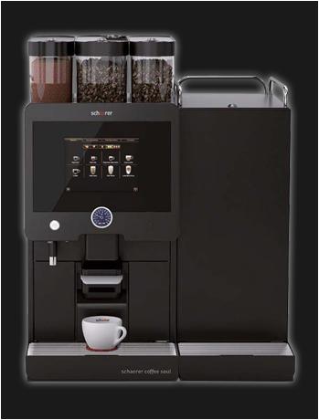 Schaerer Coffee Soul gebruikte koffiemachine