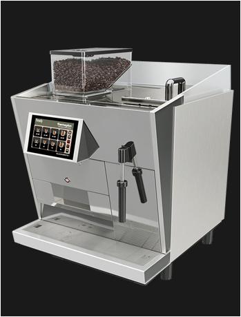 Thermoplan B&W One gebruikte koffiemachine