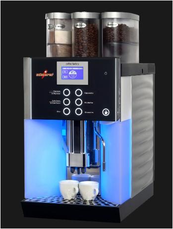 Schaerer Coffee Factory gebruikte koffiemachine