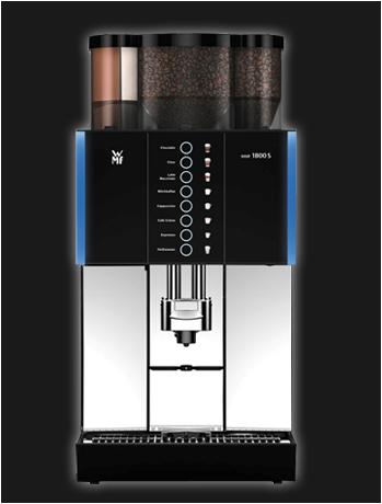 WMF 1800s gebruikte koffiemachine