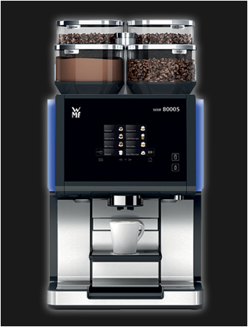 WMF8000s gebruikte koffiemachine