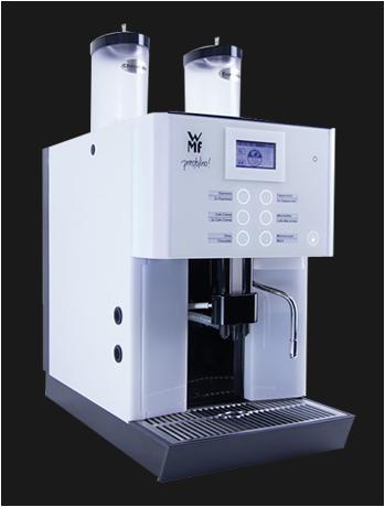 WMF Prestolino gebruikte koffiemachine