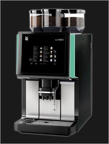WMF 1500s gebruikte koffiemachine