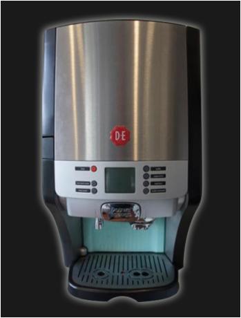Cafitesse 60/61 RVS gereviseerde koffiemachine